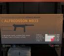 Alfredsson M833