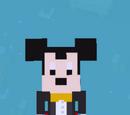 Debonair Mickey