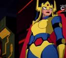 Big Barda(Justice League Action)