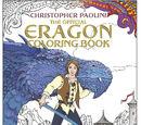 Libro para colorear de Eragon