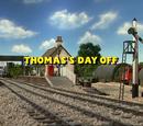 Thomas' Day Off