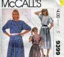 McCall's 9399 B