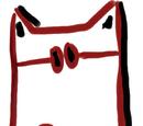 Прудовый котик, автор Биллара Шифр, идея взята у ребят из Строгановки, учившихся там в конце прошлого века