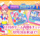 PriPara TV 2014 2nd Live November
