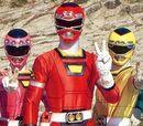 Turbo Rangersi