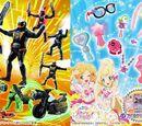Ultraman x Kamen Rider x Super Sentai x Metal Hero x Tomica Hero x Pretty Cure x Aikatsu! x Aikatsu Stars!: Super Hero Taisen V