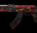 AK-47 Red Monkey