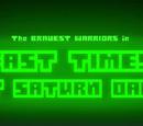 Fast Times at Saturn Oaks
