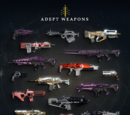 Age of Triumph Exotic Weapons