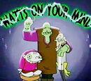 Toon Frankenstein