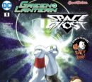 Green Lantern/Space Ghost Special Vol 1 1