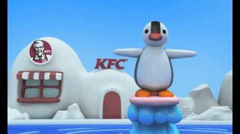 Muffin Animation KFC Pingu