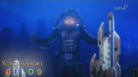 Encantadia Ang dambuhalang Kubur Episode 181