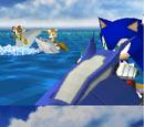 Piosenki z gry Sonic Rush Adventure