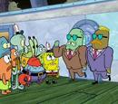 Jim's bodyguards