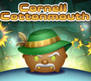 Battle with Cornell Cottonmouth