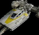 Caça estelar Y-Wing BTL