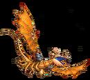 Battle Fireworm Princess