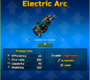 Electric Arc Up2