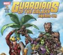 Guardians of the Galaxy: Dream On Vol 1 1