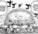 MAD SOULER/One Piece: Collective Dressrosa size scalings