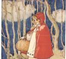AiRSSS31540/Little Red Riding Hood