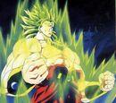 Legendary Super Saiyan (Dragon Ball Series)