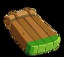 Waterwheel Paddle