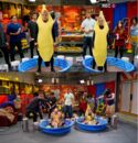 Dirk & Pam's Banana Split Dare; Before and During.jpg