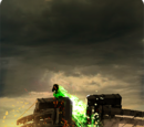 Zerrikanian fire scorpion