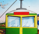 The Pier Train