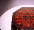 Master Fu's chest