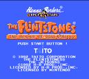 The Flintstones NES Title Screen/Shimmering Brony's version