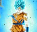 Super Saiyan Blue 1 (Dragon Ball Series)