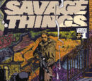 Savage Things Vol 1 1