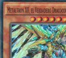 Metaltron XII, el Verdadero Dracocombatiente