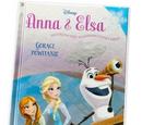 Anna i Elsa. Gorące powitanie
