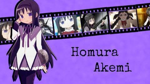 Elite Warrior Battle Royale - Akemi Homura