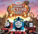 Journey Beyond Sodor: Sticker Activity Book