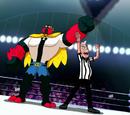 El líder del ring