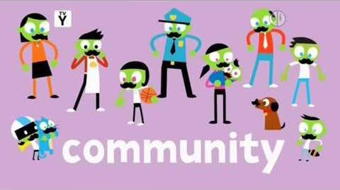 PBS Kids Word of the Week - Community (2017)