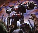 Dino Megazord