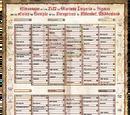 Calendario Imperial