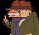 Charaktere in Layton's Mystery Journey