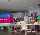 Salle des professeurs