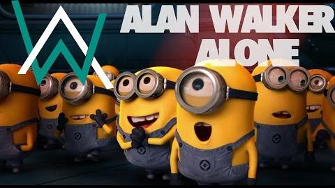 Alan Walker - Alone (Minions Version) Short Film-0