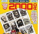 2000 AD Free Comic Book Day Vol 1 7