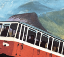 Culdee Fell Railway Coaches
