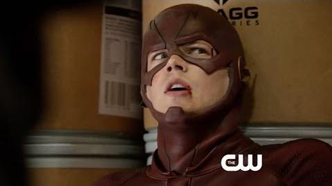 """The Flash"" 1x02 ""The Fastest Man Alive"" Promo"