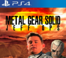 Metal Gear Solid : Jeff Ops